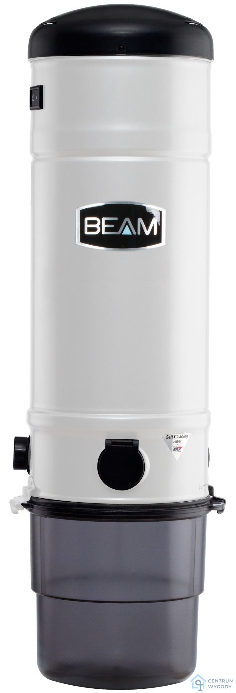 Odkurzacz centralny Beam SC 385 White