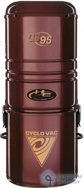 Odkurzacz centralny CycloVac GS95
