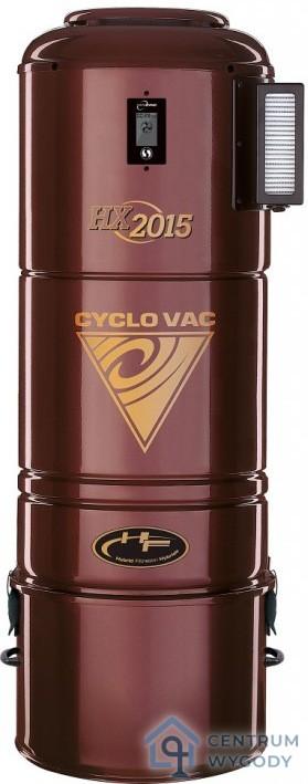 Odkurzacz centralny CycloVac HX2015