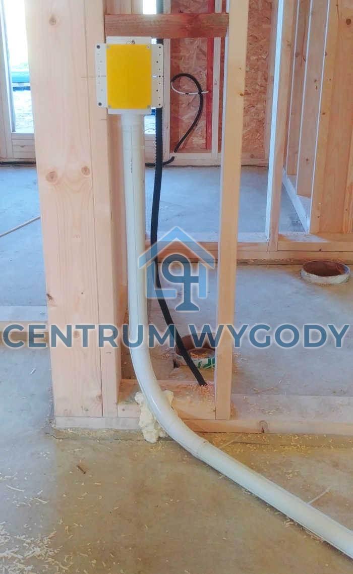 Wąż chowany Retraflex wtrakcie budowy
