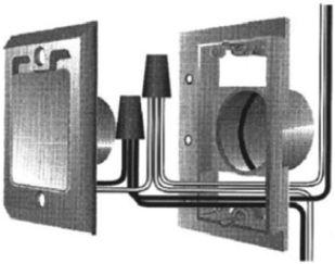 Instalacja sterująca - łączenie przewodów równolegle